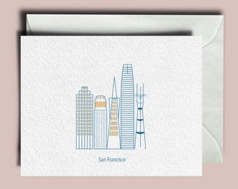 San Francisco Structures Card