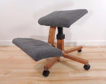 Kneeling Chair Etsy