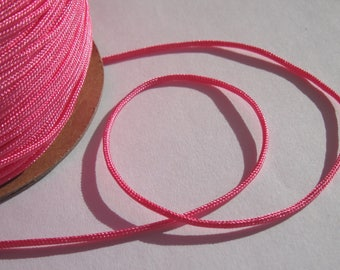 1 meter (74 colored cotton thread cord