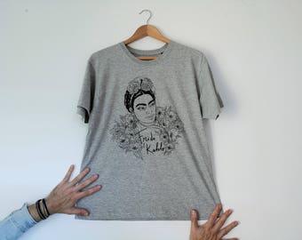 Frida Kahlo Regular Unisex Tshirt
