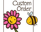 Valerie - CUSTOM ORDER - Admin Thanks You Cards