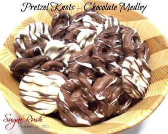 Milk Chocolate Covered Pretzels