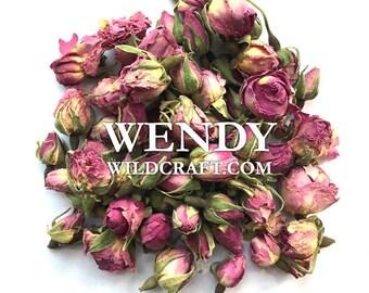 Pink Rose Buds Organic