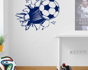 Football Kick Sticker A44
