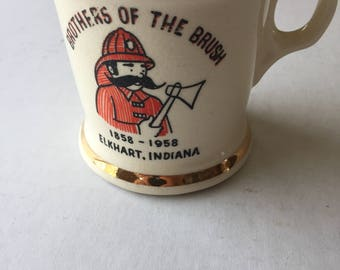 Brothers of the Brush Shaving Mug