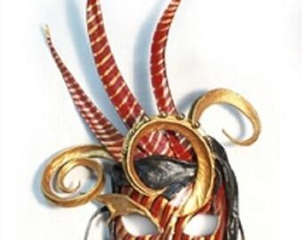 Callas Masquerade Mask X-0308
