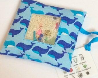 I Spy Bag - Blue Whales