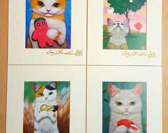 4 Mini Prints Combo Pack G