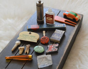 Assortment of knick knacks