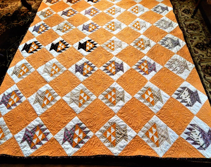 Featured listing image: Basket Quilt