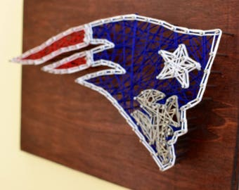 Patriots String Art
