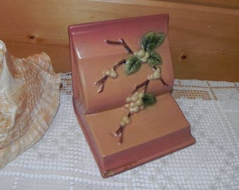 Roseville Pottery USA Bookend