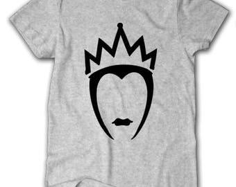 Evil Queen Shirt, Disney Villains, Evil Queen, Villains Fan Shirt, Disney Fan Shirt, Disney Shirt, Disney Villain Shirt, Disney World Shirt
