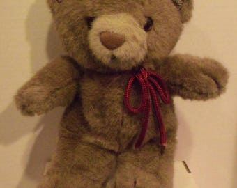 Dakin Bear with Silk Rope Tie