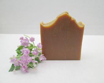 Goat's Milk Soap, Carrot Soap, Handmade Soap, All Natural Soap, Carrot Soap, Artisan Soap, Homemade Soap, Buttermilk Soap, All Natural Soap