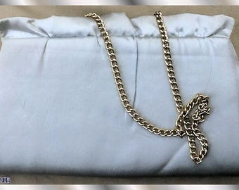 Vintage Satin Clutch Purse