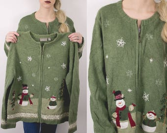 Couples Ugly Christmas Sweater, Tacky Ugly Christmas Sweater, Ugly Sweater Party, Christmas Party, Tacky Christmas Sweater Vintage Christmas