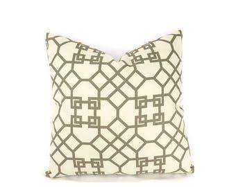 Kravet Archipelago Haze Pelagos Pillow Cover
