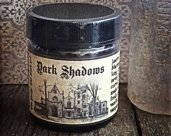 Dark Shadows Luxe Cream Perfume - Two Ounces of Sweet Smelling Vintage Horror
