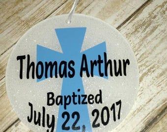 Baptism ornament
