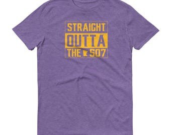 Straight Outta the 507 Short-Sleeve T-Shirt