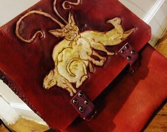 Sphynx Cat Messenger bag