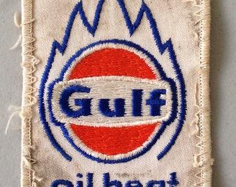 gulf oil heat patch 80s