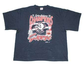 Vintage NHL Buffalo Sabres T-shirt