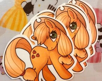 My Little Pony Applejack Sticker