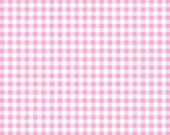 Charlotte Green Check Yardage SKU# PWTW145.GREEN  by Tanya Whelan for Free Spirit Fabrics