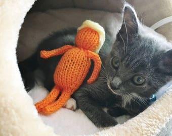 TRUMP Cat Toy, Catnip Toy Trump, Not My President, Resist, Impeach Trump