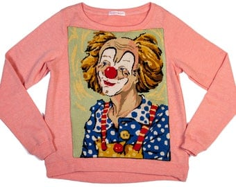Clown - M - Collection canvas women's