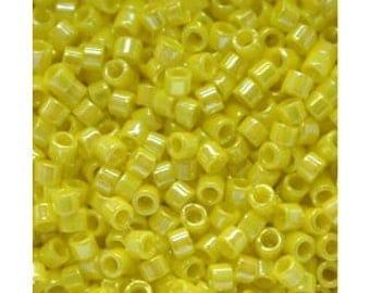 Delica Sz 11 AB Yellow / 15 Grams