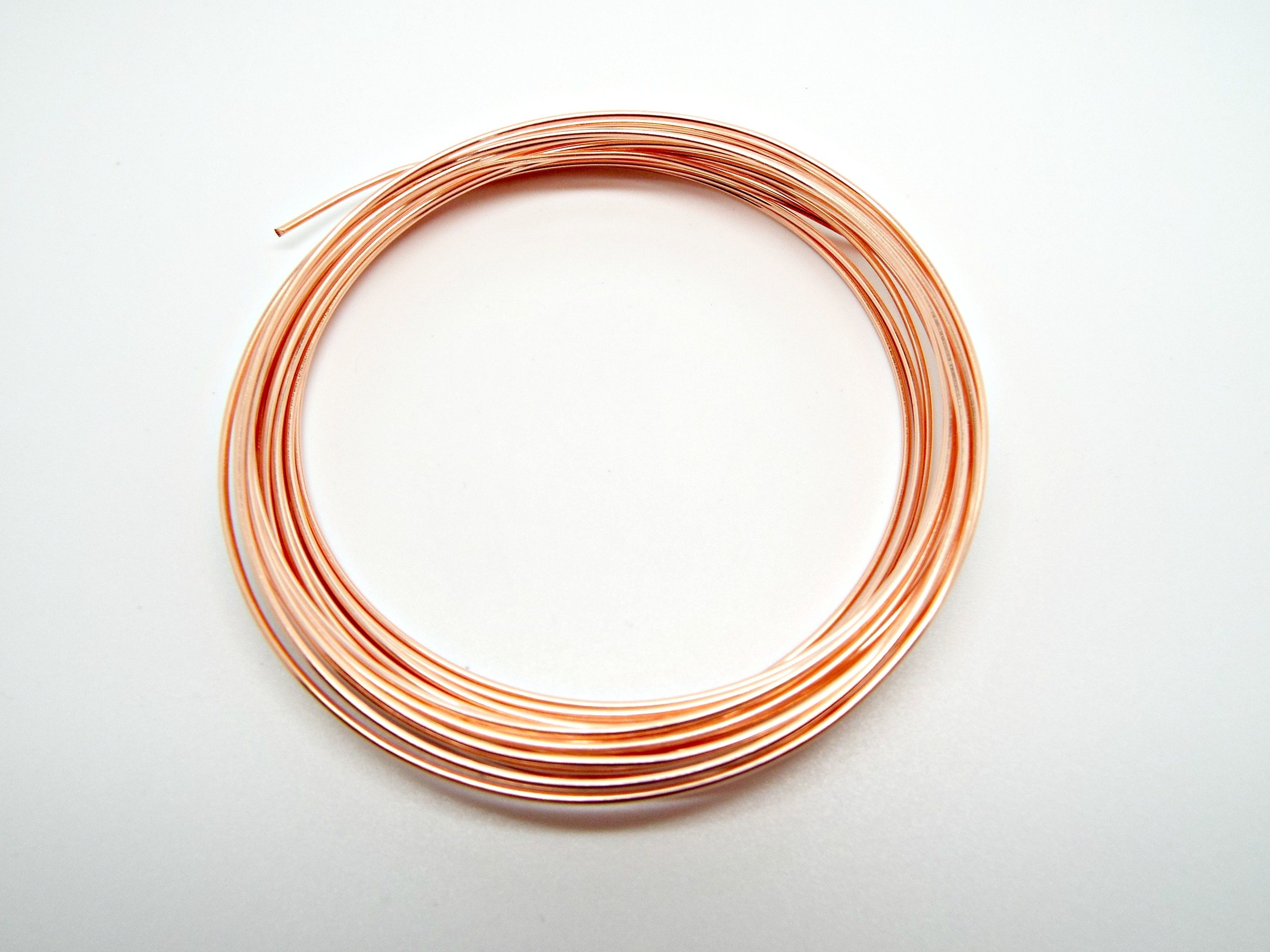 Famous 18 Gauge Copper Wire Composition - Electrical Diagram Ideas ...