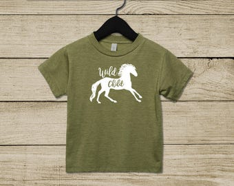 Wild Child Toddler T-Shirt