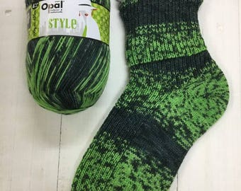 Out of the Ordinary 9542  - Style 4 ply Sock Yarn by Opal - sock wool  - sokenwolle