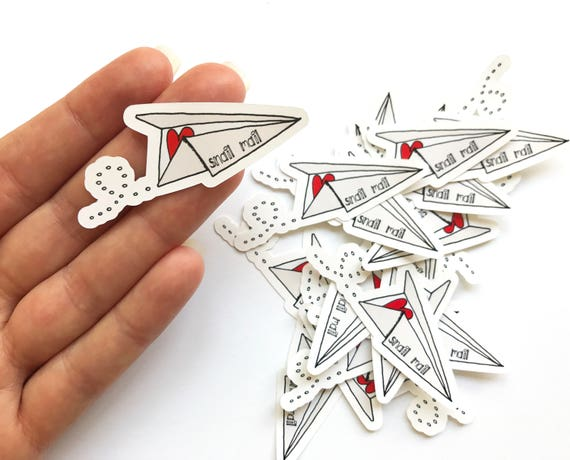 Snail Mail Planes