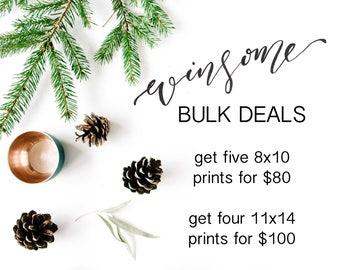 PRINT SALE Bulk Deals