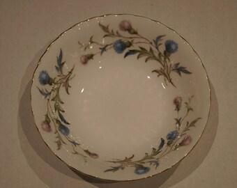 "Royal Albert Brigadoon 6 1/4"" Bread and Butter Plates"