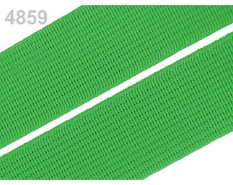 Ribbon and a 2 cm green 4859