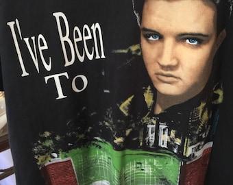 Vintage Elvis Graceland tshirt Large Ive been to Graceland T-shirt