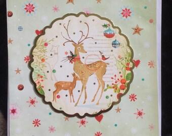 Seasonal Reindeer