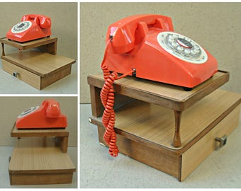 1950s phone etsy. Black Bedroom Furniture Sets. Home Design Ideas