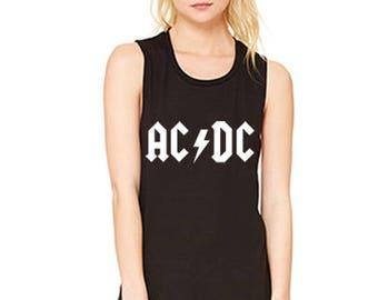 AC/DC Custom Favorite Tank 8803