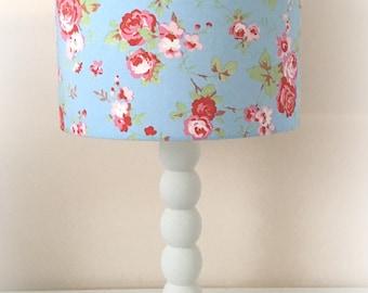 Lampshade Handmade Cath Kidston for ikea ROSALI Fabric 20cm 30cm  Drum Lampshade