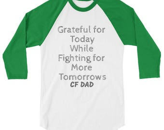 CF Dad Baseball Tee