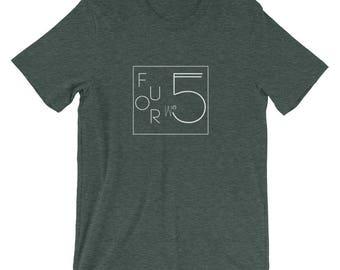 Enneagram Four Wing Five (4w5) Simple Tshirt
