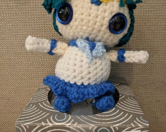 Sailor Mercury Doll