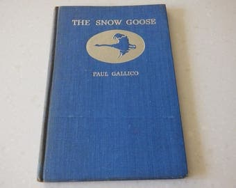 The Snow Goose by Paul Gallico - Published 1952