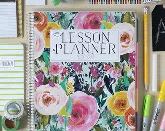 Lesson Planner - Secret Garden